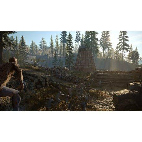 Игра Days Gone (Жизнь после) для Sony PS 4 (русская версия)