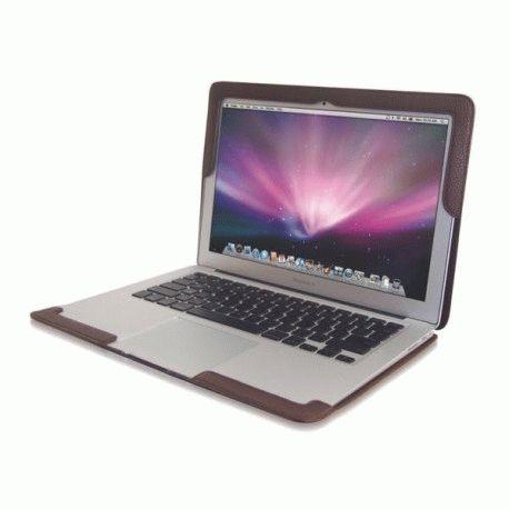 Кожаный чехол Viva Cuero Essential Series для Macbook Air 13 Brown