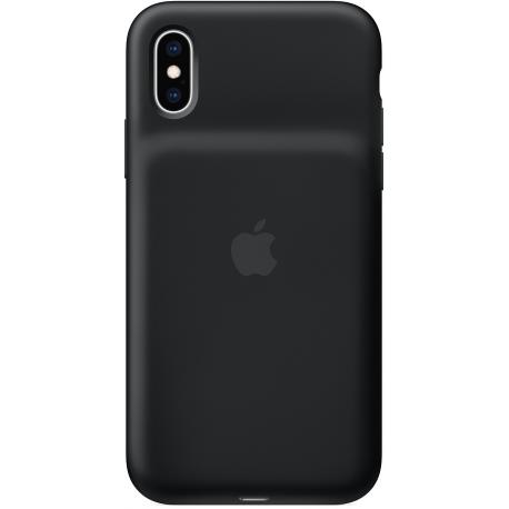 Чехол Apple iPhone XS Smart Battery Case Black (MRXK2)