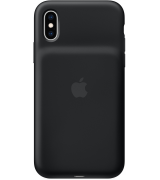 Чехол Apple iPhone XS Max Smart Battery Case Black (MRXQ2)