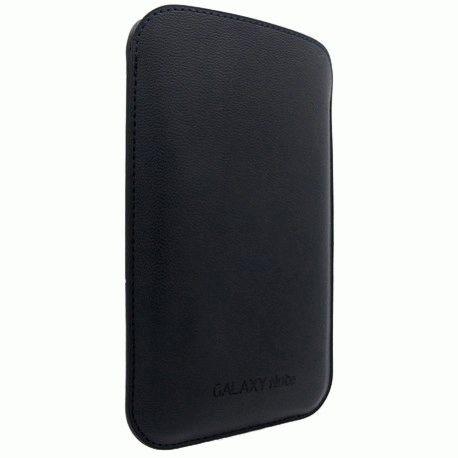Чехол-карман для Samsung Galaxy Note N7000 EFC-1E1LBEC Navy