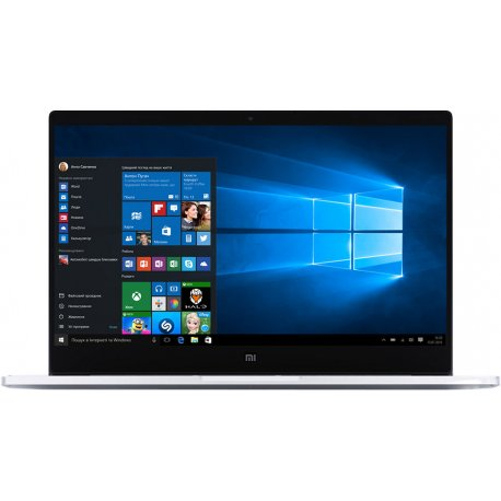 "Ноутбук Xiaomi Mi Notebook Air 13.3"" (Intel Core i5 8/256 GB) Silver"