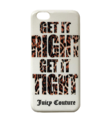 Накладка Juicy Couture для iPhone 6 White