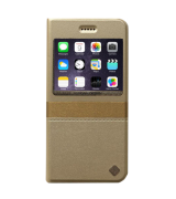 Накладка JoyRoom Book Case для Apple iPhone 6 Gold