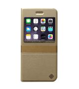 Накладка JoyRoom Book Case для Apple iPhone 6 Gold