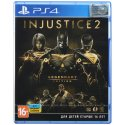 Игра Injustice 2. Legendary Edition (PS4, Русские субтитры)