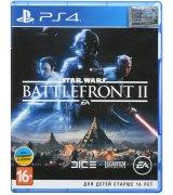 Игра Star Wars: Battlefront II для Sony PS 4 (русская версия)