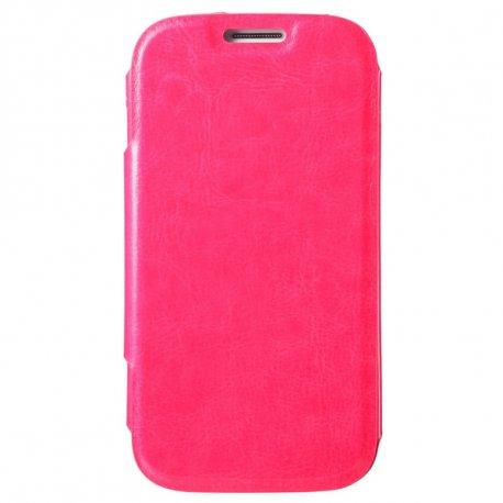 Чехол Nillkin Book Case для Samsung Galaxy S4 i9500 Pink