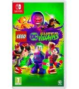 Игра LEGO DC Super-Villains для Nintendo Switch (русские субтитры)
