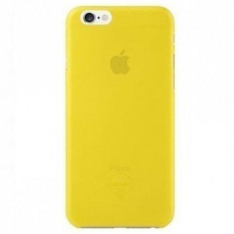 Накладка Ozaki O!coat Jelly для Apple iPhone 6 Yellow