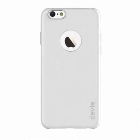Накладка Devia Сhic для iPhone 6 Silver