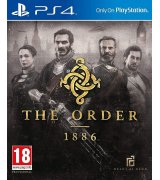 Игра The Order 1886 (PS4). Уценка!