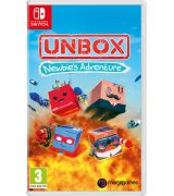 Игра Unbox: Newbie's Adventure для Nintendo Switch (английская версия)