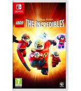 Игра LEGO The Incredibles - Суперсемейка для Nintendo Switch (русские субтитры)