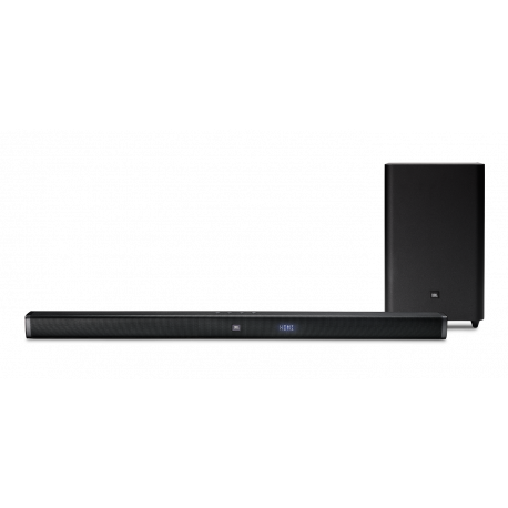 JBL Bar 2.1 Channel Soundbar with Wireless Subwoofer JBLBAR21BLK)