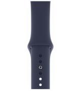 Ремешок для Apple Watch 44mm Midnigt Blue (MTPX2)