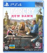 Игра Far Cry. New Dawn для Sony PS 4 (русская версия)