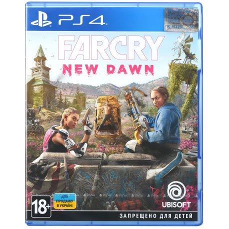 Игра Far Cry. New Dawn для Sony PS 4 (русская версия)