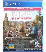 Игра Far Cry. New Dawn. Superbloom Edition для Sony PS 4 (русская версия)