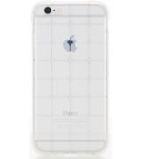 Накладка Rock Cube Series накладка для IPhone 6 Trans