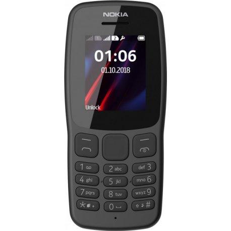 Nokia 106 DualSim 2018 Grey