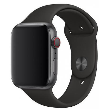 Ремешок для Apple Watch 44mm Black (MTPL2)
