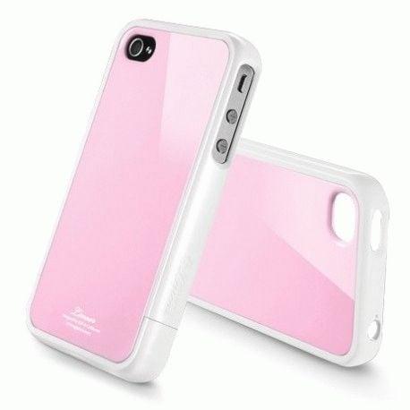 SGP iPhone 4/4s Case Linear Color Series Sherbet Pink