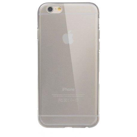 TPU накладка Kuhan для IPhone 6 Plus Clear-Black