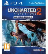 Игра Uncharted 2: Among Thieves (PS4). Уценка!