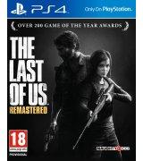 Игра The Last of Us (PS4). Уценка!