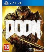 Игра Doom (PS4). Уценка!