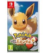 Игра Pokémon: Let's Go, Eevee! для Nintendo Switch (английская версия)