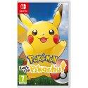 Игра Pokémon: Let's Go, Pikachu! (Nintendo Switch, Английская версия)