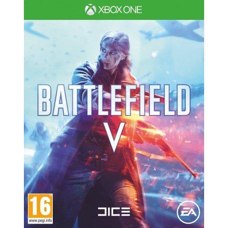 Игра Battlefield 5 для Microsoft Xbox One (русская версия)