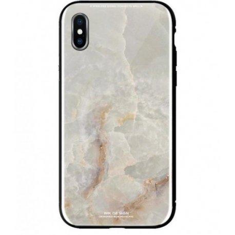 Чeхол WK для Apple iPhone XS Max (WPC-061) Marble