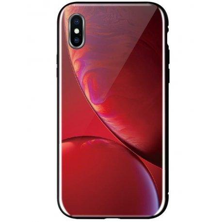 Чeхол WK для Apple iPhone XS Max (WPC-061) Sphere Red