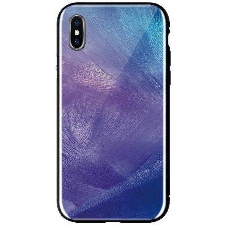 Чeхол WK для Apple iPhone XS Max (WPC-086) Brushed Blue