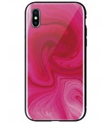 Чeхол WK для Apple iPhone XS Max (WPC-086) Crimson whirl