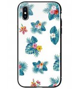 Чeхол WK для Apple iPhone XS Max (WPC-086) Flowers (JDK02)