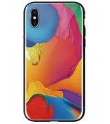 Чeхол WK для Apple iPhone XS Max (WPC-086) Paint Splash TR