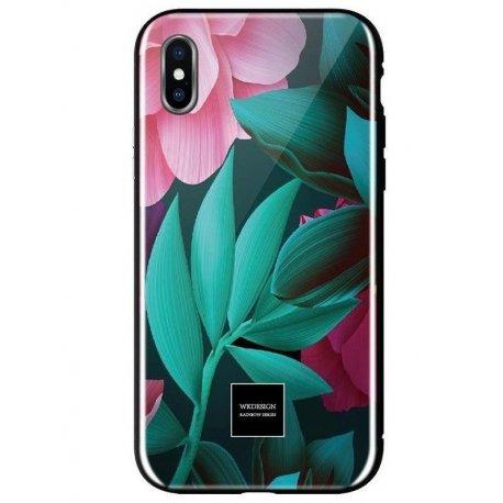 Чeхол WK для Apple iPhone XS Max (WPC-107) Jungle (CL15925)
