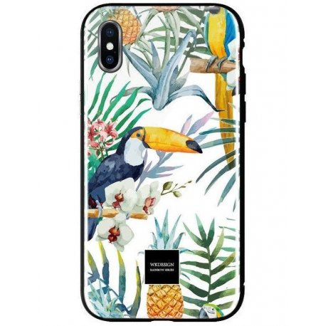 Чeхол WK для Apple iPhone XS Max (WPC-107) Jungle (CL15927)