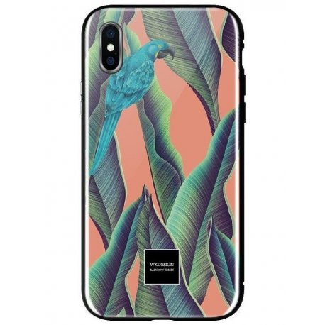 Чeхол WK для Apple iPhone XS Max (WPC-107) Jungle (CL15932)