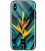 Чeхол WK для Apple iPhone XS Max (WPC-107) Jungle (CL15935)