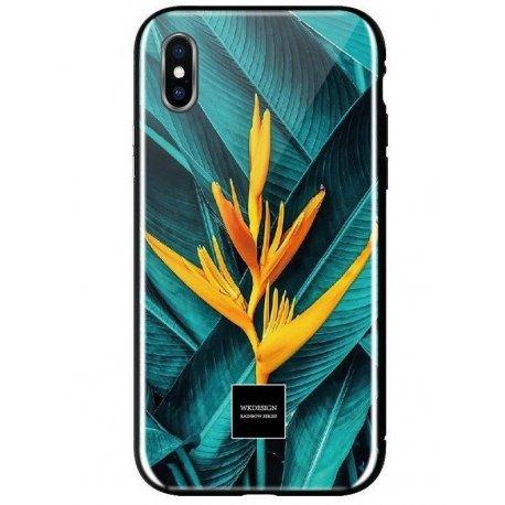 Чeхол WK для Apple iPhone XS Max (WPC-107) Jungle (CL15935)