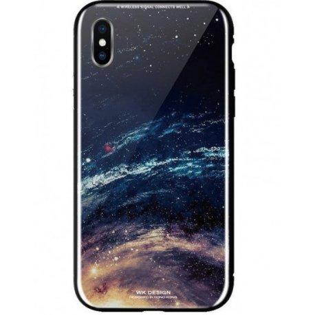 Чeхол WK для Apple iPhone XS (WPC-061) Galaxy