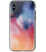 Чeхол WK для Apple iPhone XS (WPC-061) Galaxy