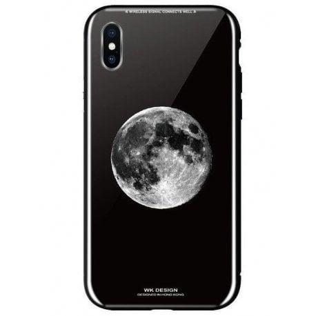 Чeхол WK для Apple iPhone XS (WPC-061) Moon (LL05)