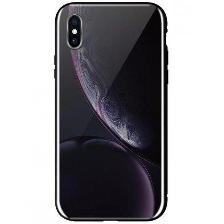 Чeхол WK для Apple iPhone XS (WPC-061) Sphere Black