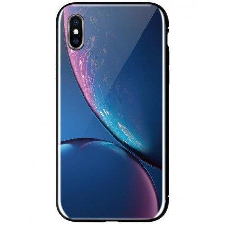 Чeхол WK для Apple iPhone XS (WPC-061) Sphere Blue